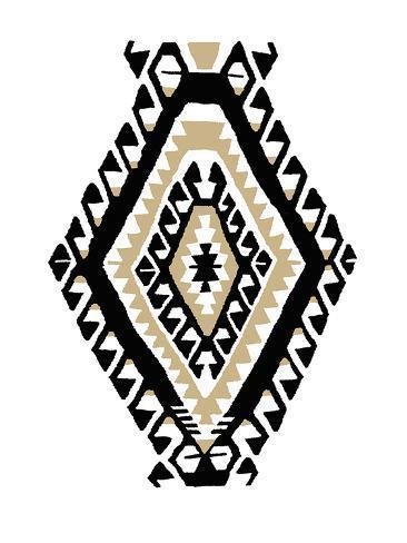 Adana Diamond Giclee Print