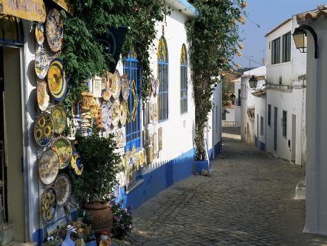 Alte, the Algarve, Portugal Photographic Print