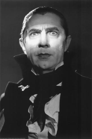 Mark of the Vampire - Dracula (Bela Lugosi) Mounted Print