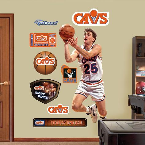 Mark Price Wall Decal