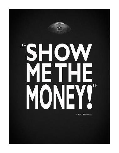 Jerry Maguire - Show Me Giclee Print