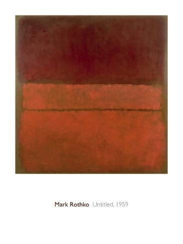 Untitled, 1959 Art Print