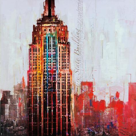 The City That Never Sleeps I Art Print