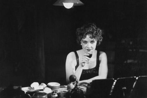 Marlene Dietrich, The Blue Angel, 1930 (Der Blaue Engel) Stampa fotografica