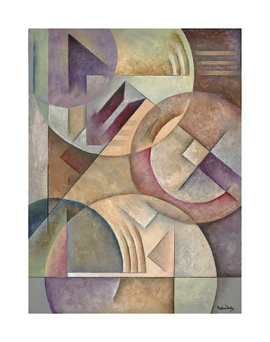 Spheres of Thought II Giclee Print