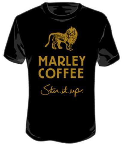 Marley Coffee T-Shirt