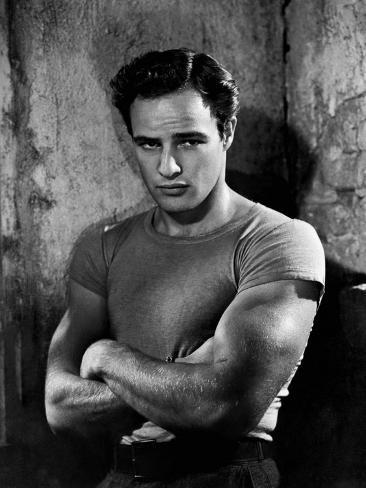 Marlon Brando, 1951 Photographic Print