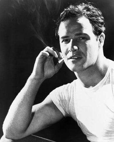 Marlon Brando - A Streetcar Named Desire Photo