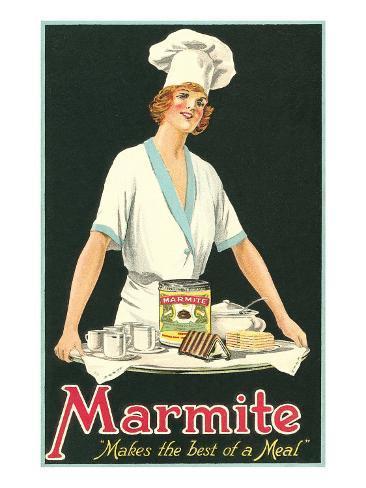 Marmite Advertisement Taidevedos