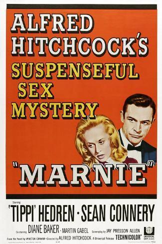 Marnie: Confissão de uma ladra Impressão artística