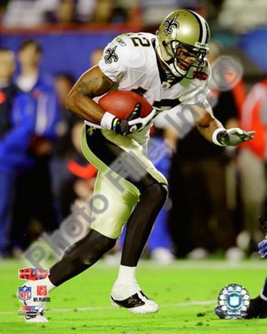 Marques Colston Super Bowl XLIV Photo
