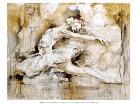 Swan Lake Print By Marta Gottfried Allposters Co Uk