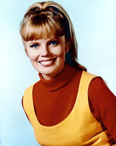 Marta Kristen, Lost in Space (1965) Stretched Canvas Print