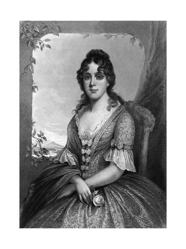 Martha Jeff. Randolph Giclee Print