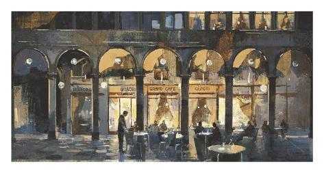Grand Cafe Giclee Print