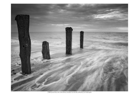 Outward Tide Art Print