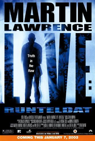Martin Lawrence Live: Runteldat (Video Release) Poster