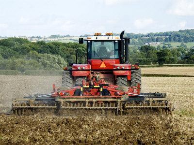 International Harvester Farmall Pull Type Drag Disk Harrow ...   People Pulling Harrows