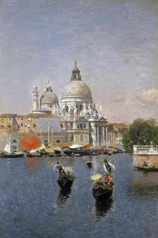 Santa Maria Della Salute, Venice Giclee Print