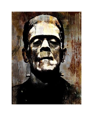 Frankenstein I Giclee Print