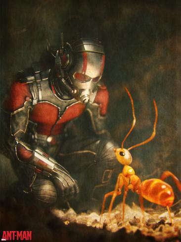 Marvel: Ant-Man その他
