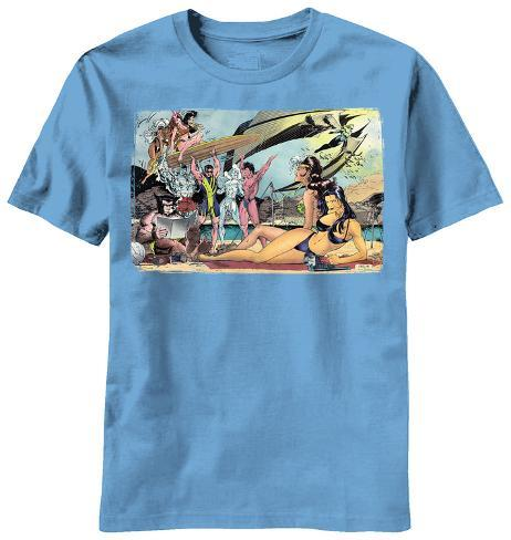Marvel - Beach Party T-Shirt