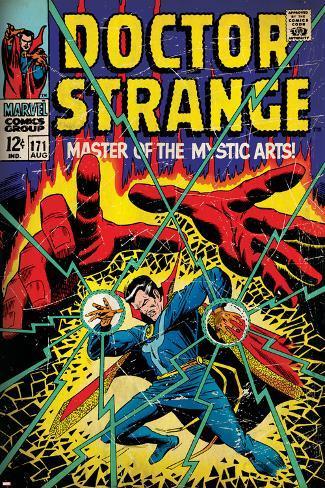 Marvel Comics Retro Style Guide Dr Strange