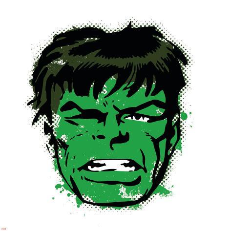 Marvel Comics Retro: The Incredible Hulk Poster