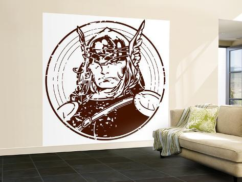 Marvel Extreme: The Mighty Thor Wall Mural – Large