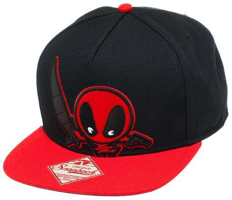 best sneakers 68b6d 3d029 ... coupon code for marvel kawaii deadpool snapback hat 0d756 ffb9e