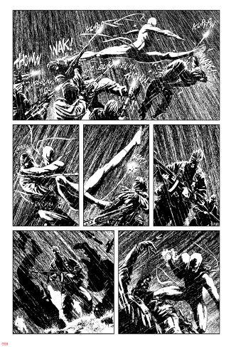 MARVEL: Marvel Knights Wall Decal
