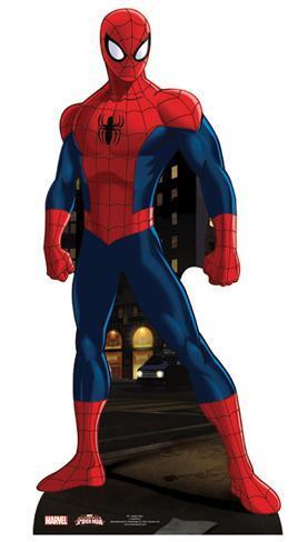 Marvel - Spider-Man Cardboard Cutout Figura de cartón