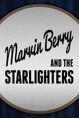 Marvin Berry and the Starlighters Art Print