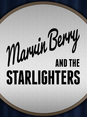 Marvin Berry and the Starlighters Poster