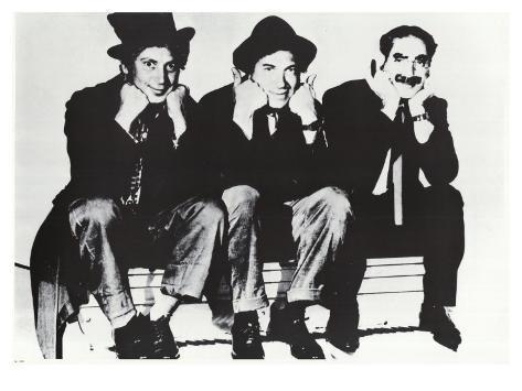 Marx Brothers, 9999 Art Print