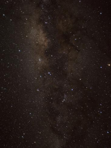 Milky Way Viewed from Brazil Photographic Print