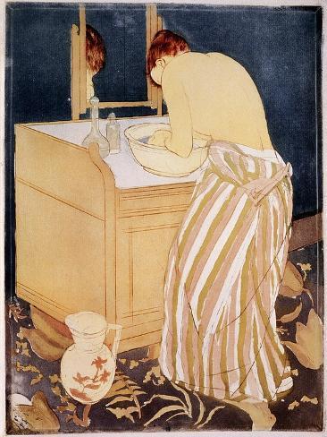 La Toilette Giclee Print