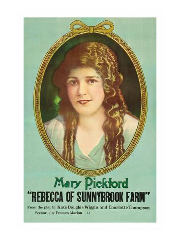 Mary of Sunnybrook Farm Art Print
