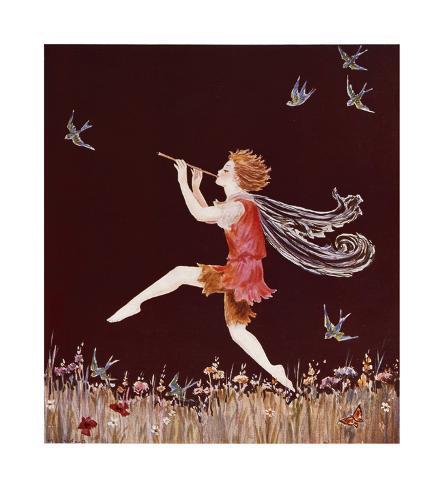 Fairy Boy Premium Giclee Print