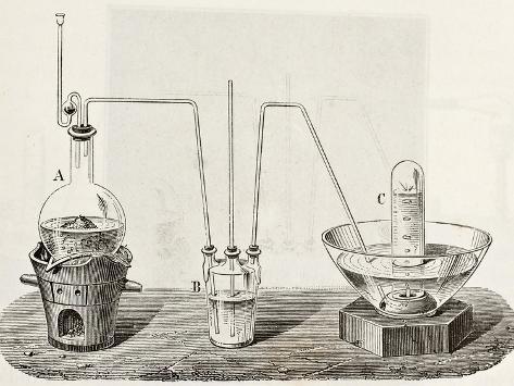 oxygen production lab