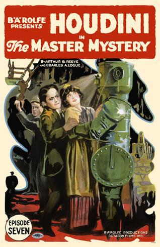 Master of Mystery, The (Episode 7) Masterprint