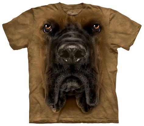 Mastiff Face T-Shirt
