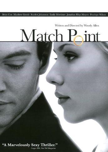 Match Point Masterprint