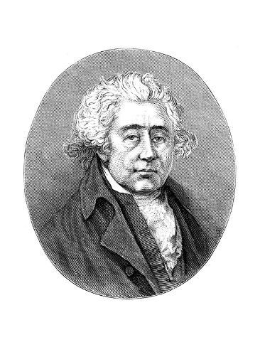 Matthew Boulton, English Manufacturer and Engineer, C1880 Giclee Print