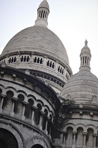 The Basilique Du Sacre-Coeur, Paris, France, Europe Photographic Print