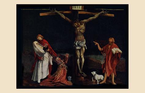 Crucifixión Lámina
