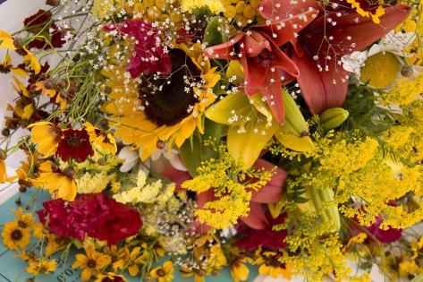 Summer Bouquet II Photographic Print
