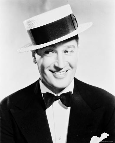 Maurice Chevalier Photo