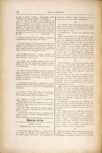 critique paper definition