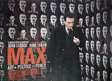 Max (2002) Originalposter